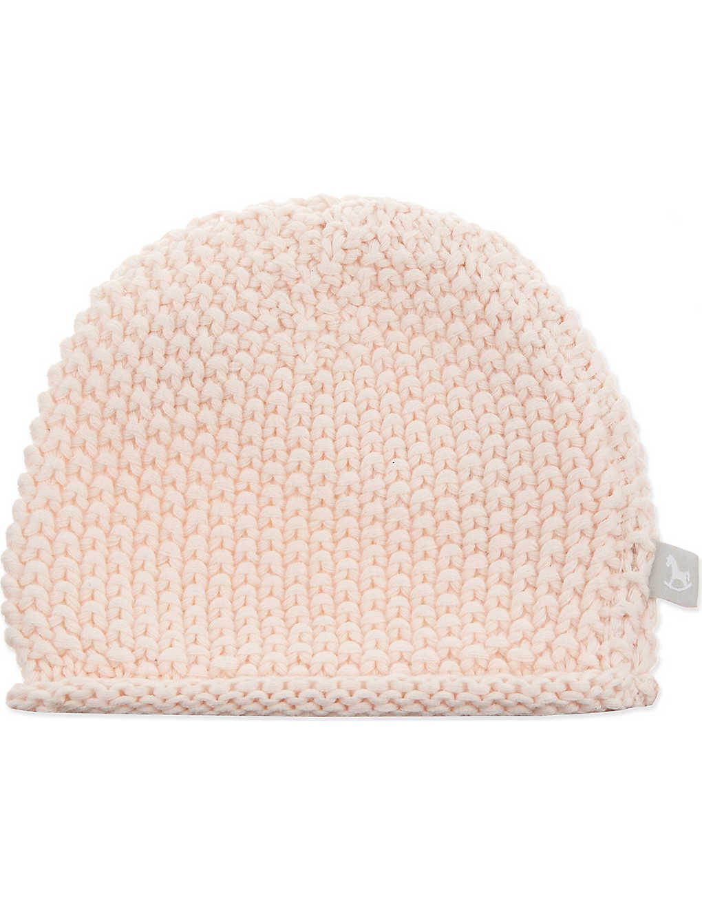 THE LITTLE TAILOR: Bobble stitch hat 0-6 months