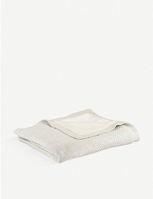 THE LITTLE TAILOR: Lined blanket