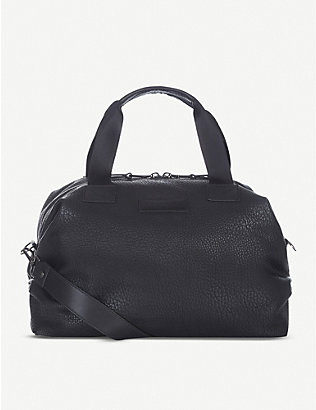 TIBA + MARL: RAF mini faux-leather holdall