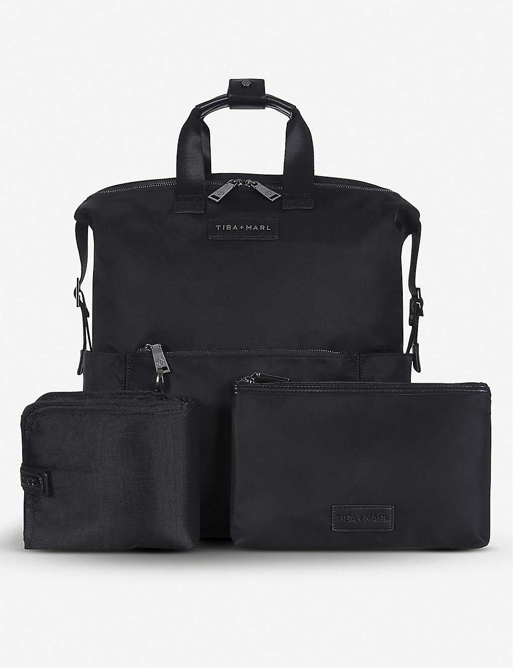 TIBA + MARL: Exclusive Franklyn tote-pack