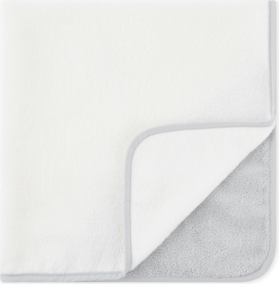 BABY MORI Hooded micro-cotton baby towel