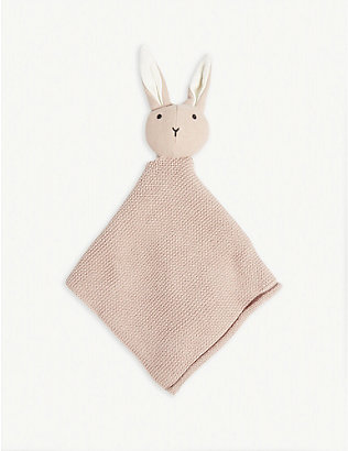 LIEWOOD: Milo rabbit cotton cuddle cloth
