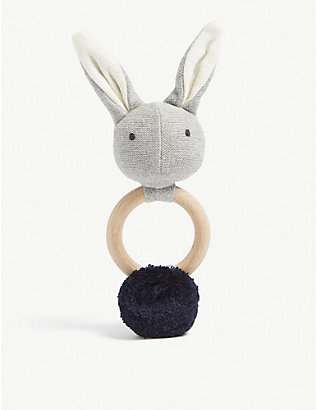 LIEWOOD: Aria rabbit rattle