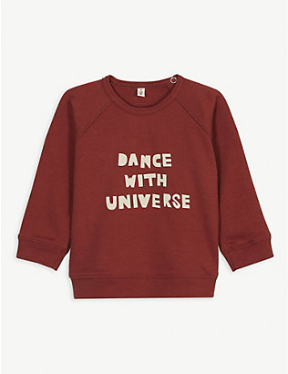 ORGANIC ZOO: Dance With Universe organic cotton jumper