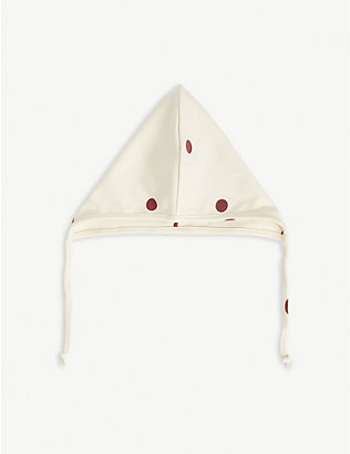 ORGANIC ZOO: Pixie organic cotton bonnet