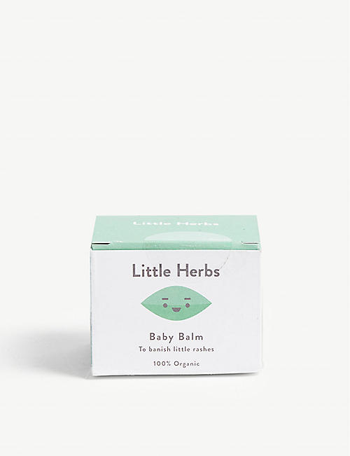LITTLE HERBS Baby balm organic salve 50ml