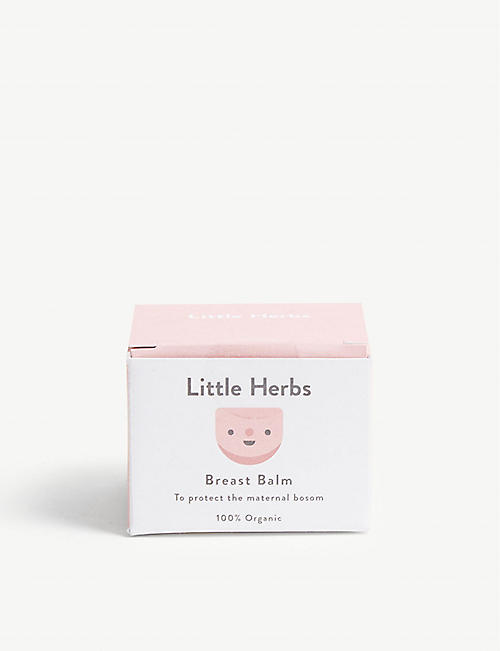 LITTLE HERBS: Organic breast balm 50ml