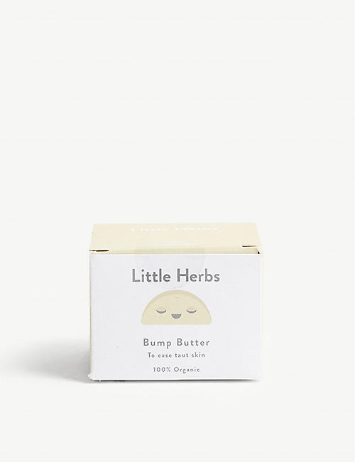 LITTLE HERBS Organic bump butter 50ml
