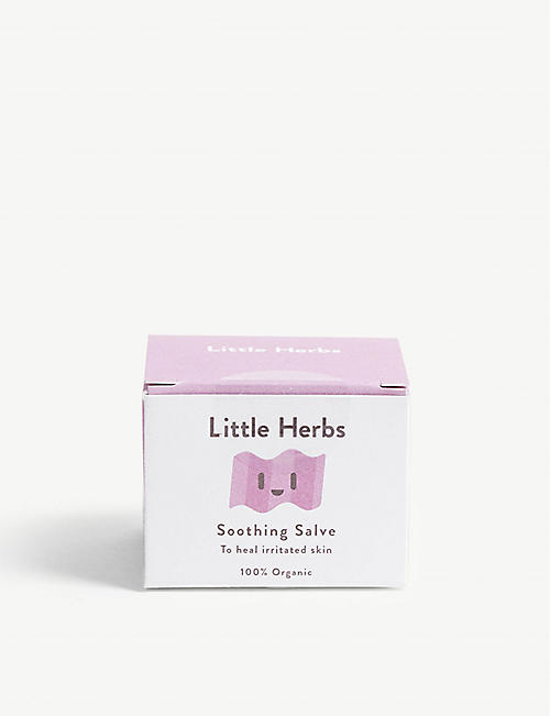 LITTLE HERBS: Organic soothing salve 50ml