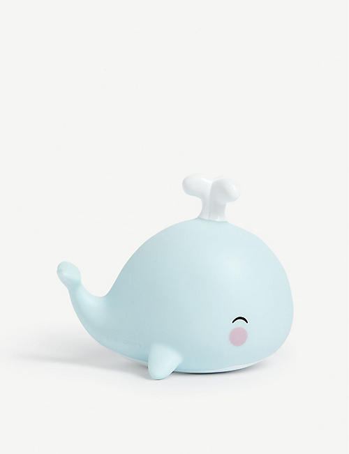 A LITTLE LOVELY COMPANY: Little Whale LED night light