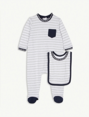BOSS Cotton shorts and T-shirt gift box 1-18 months