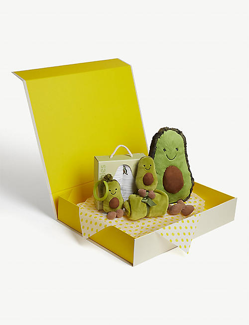 SELFRIDGES: Avocado baby hamper