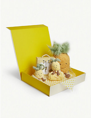 SELFRIDGES: Pineapple baby hamper