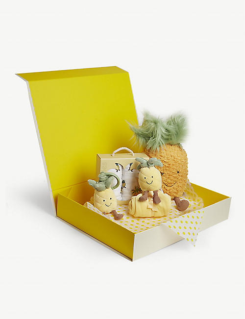 SELFRIDGES Pineapple baby hamper