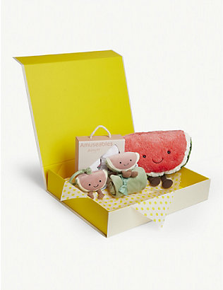 SELFRIDGES: Watermelon baby hamper
