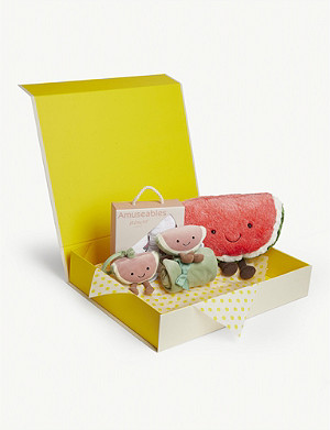 SELFRIDGES Watermelon baby hamper