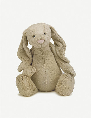 JELLYCAT: Bashful Bunny huge soft toy 51cm