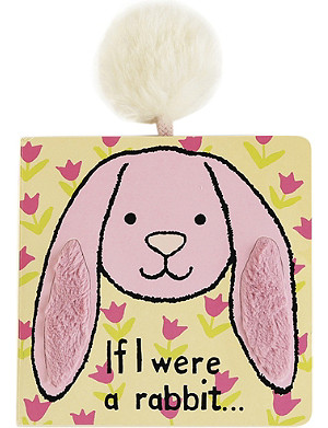 JELLYCAT If I Were A Rabbit board book