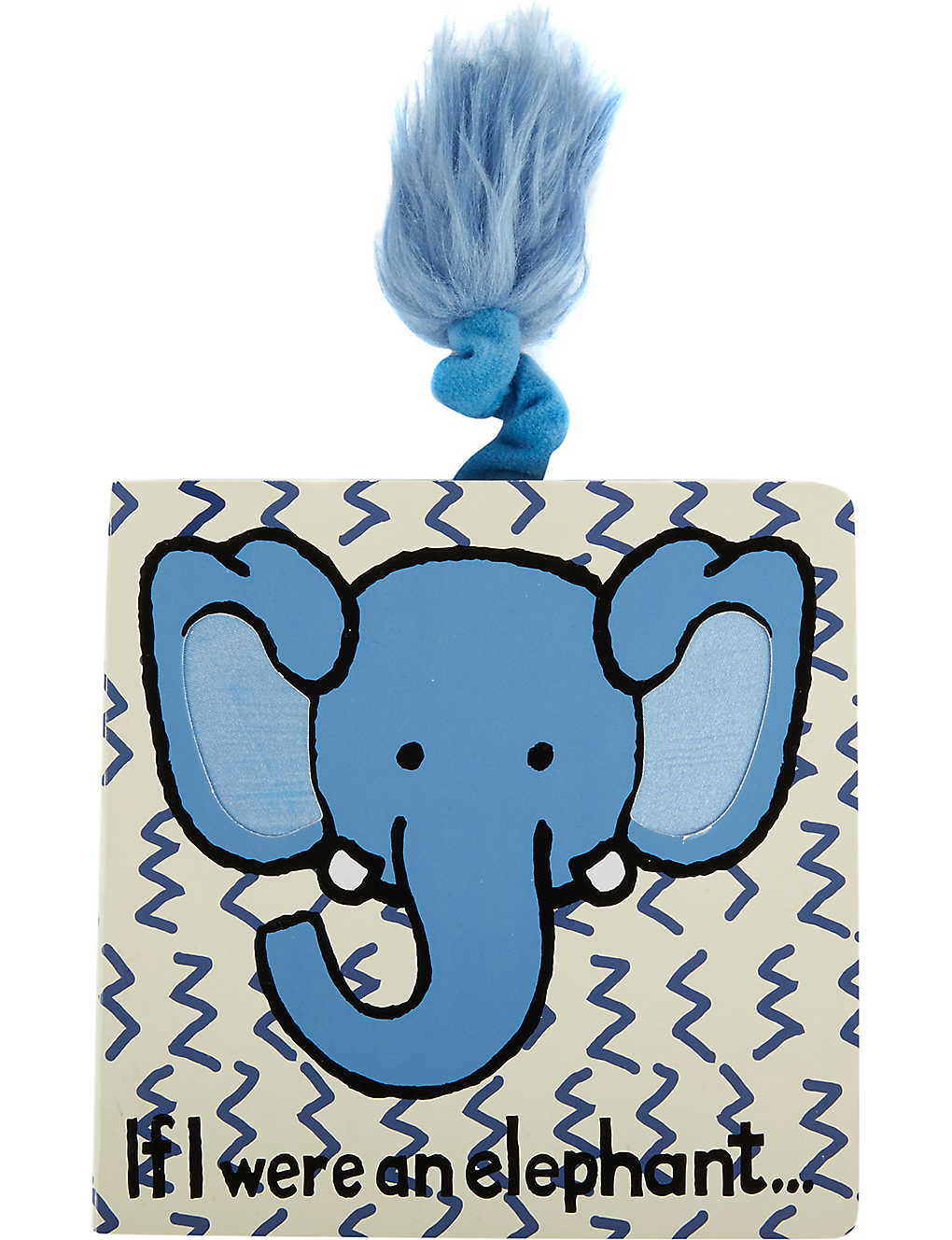 JELLYCAT: If I Were An Elephant board book