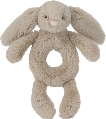 JELLYCAT Bashful Bunny Grabber soft toy