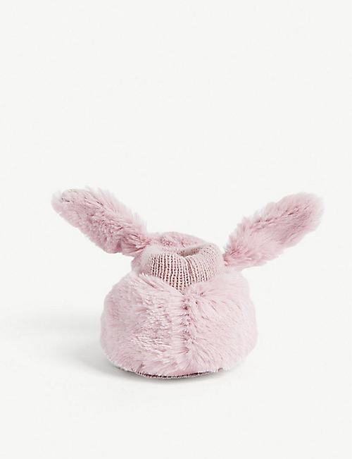 JELLYCAT Bashful Bunny baby booties