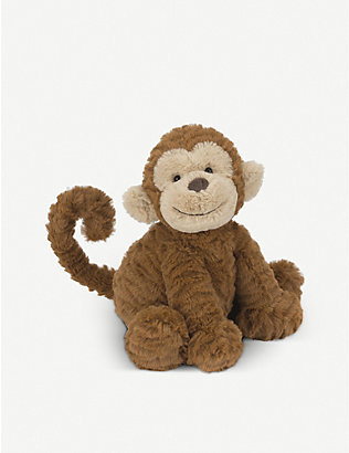 JELLYCAT: Fuddlewuddle monkey medium soft toy