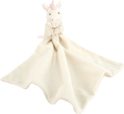 JELLYCAT Bashful Unicorn soother 33cm