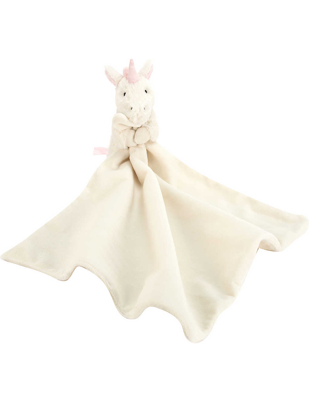 JELLYCAT: Bashful Unicorn soother 33cm