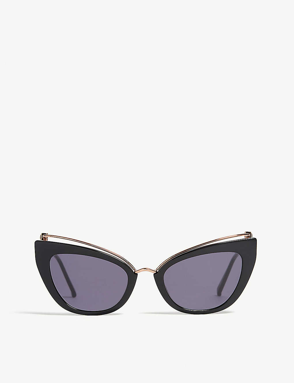 7bc9f78cdb95 MAX MARA - Marilyn cat-eye-frame sunglasses | Selfridges.com
