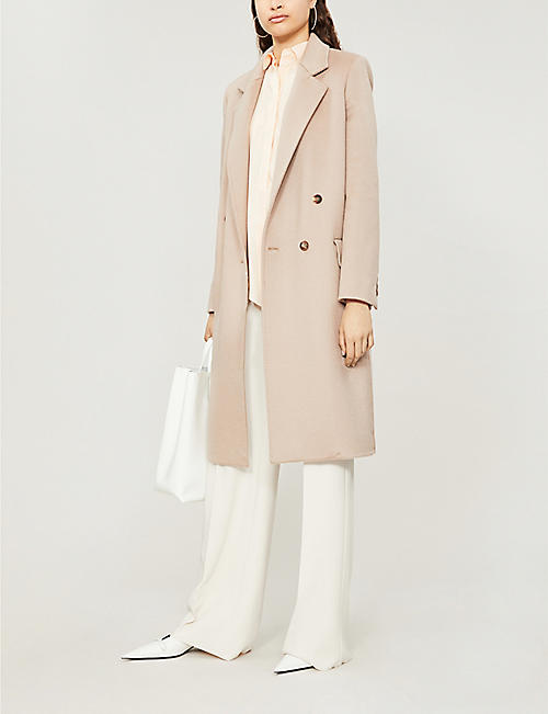 MAX MARA Andrea double-breasted cashmere coat