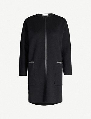 MAX MARA Cricket wool mini dress