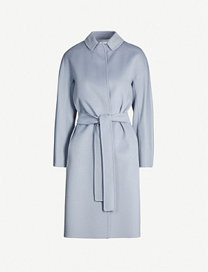 S MAX MARA Doraci wool wrap coat