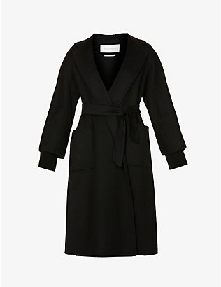 MAX MARA: Labbro relaxed-fit cashmere coat