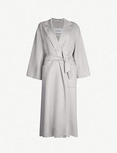 7a5bab1c01598 MAX MARA Labbro cashmere coat
