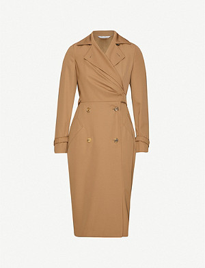 MAX MARA Lucia double-breasted wool coat