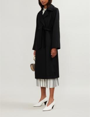 df6aa2527860 MAX MARA - Manuela camel hair wrap coat