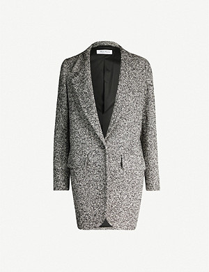MAX MARA Matassa textured wool-blend coat