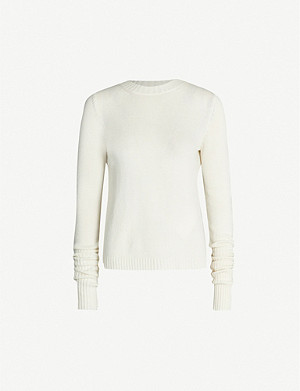 MAX MARA Matteo wool and cashmere-blend jumper