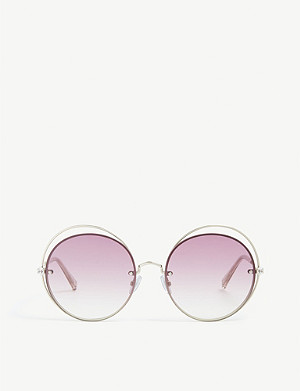 MAX MARA Shine cat-eye sunglasses