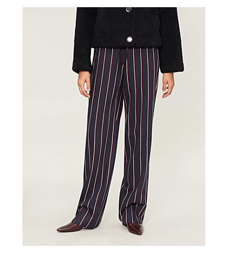 Sportmax 蜘蛛 羊毛 裤子