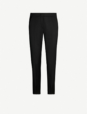 MAX MARA Uranio high-rise wool trousers