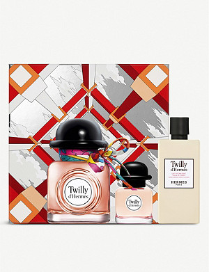HERMES Twilly d'Hermès gift set 85ml