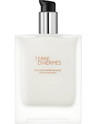 HERMES: Terre d'Hermès After-Shave balm 100ml