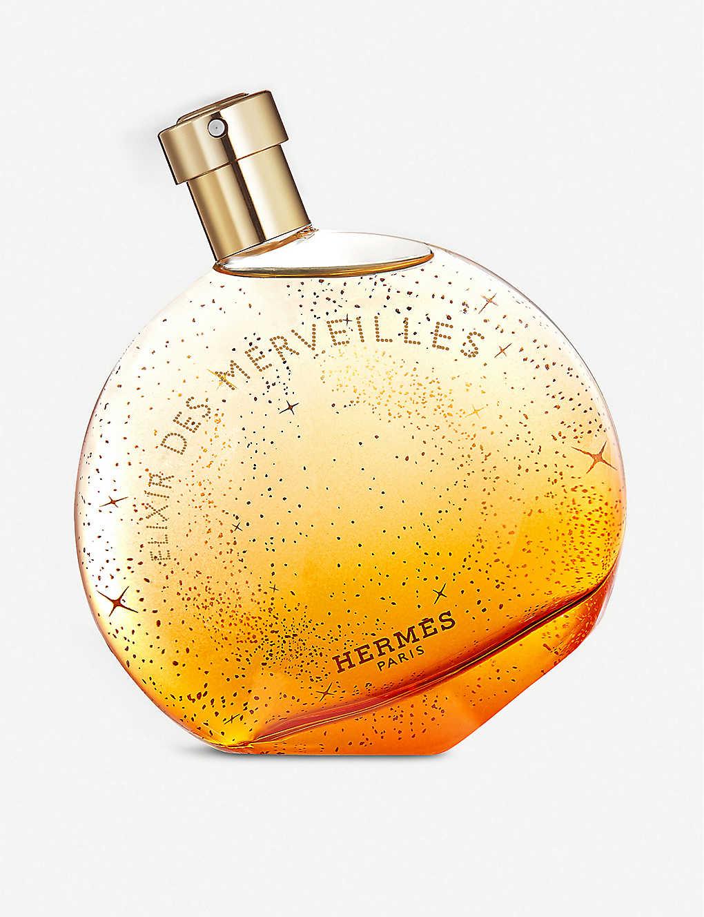 Hermes Eau Des Merveilles Elixir Eau De Parfum Selfridgescom