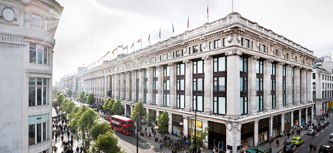Hotel Selfridges London