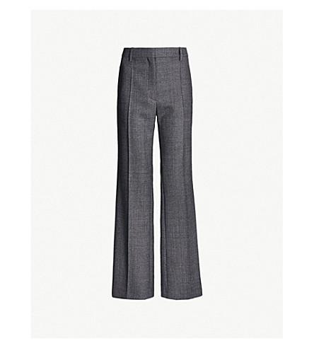 faa519d95c46 VALENTINO - Wide-leg wool pants
