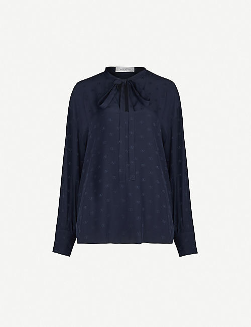 5cc38b2612eb20 Shirts & blouses - Tops - Clothing - Womens - Selfridges | Shop Online