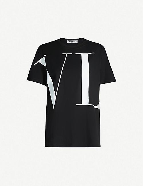 f1863cfaa6d7 T-shirts & Vests - Tops - Clothing - Womens - Selfridges | Shop Online