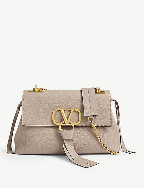 VALENTINO V ring shoulder bag