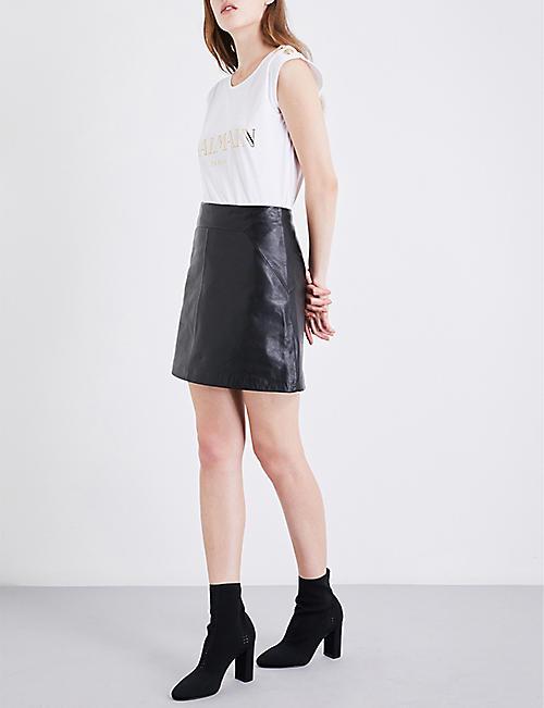 28160d0f08 Balmain - Womens Jackets, Mens Clothing & more | Selfridges